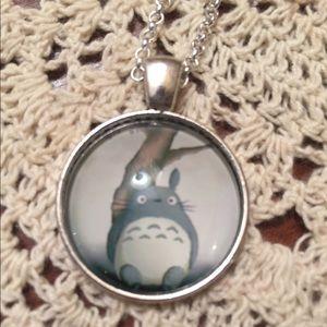 Jewelry - Studio Ghibli My Neighbor Totoro Necklace